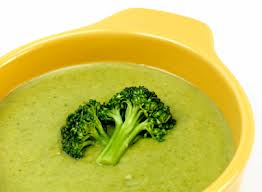 Chinese Broccoli Soup