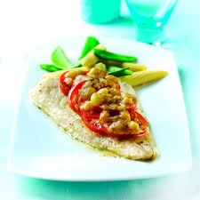 Grilled Haddock and Veggies