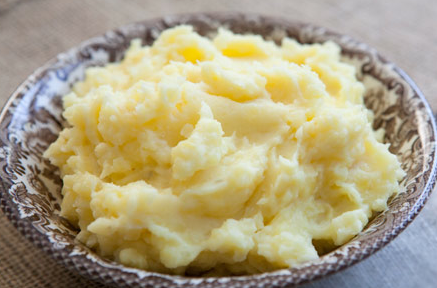 Ideal Protein Recipes - Mashed Potatoes