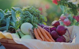 adding years to your health with fresh vegetables