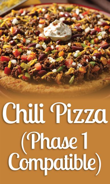Chili Pizza Phase 1 Compatible