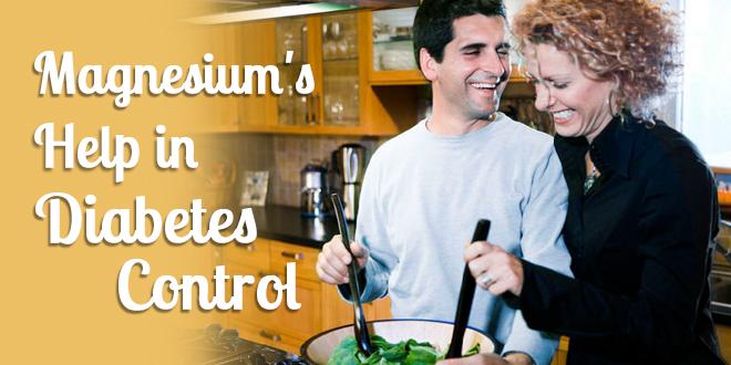 Magnesium's Help in Diabetes Control