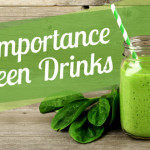 The Importance of Green Drinks
