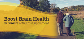 Boost Brain Health in Seniors with This Supplement