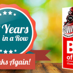 Nutrition World Awarded Best of the Best for 8th Year in a Row