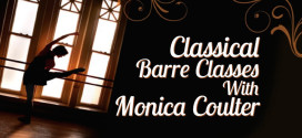 Classical Barre Classes With Monica Coulter