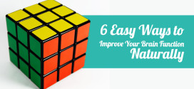 6 Easy Ways to Improve Your Brain Function Naturally