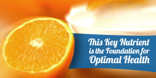 This Key Nutrient is the Foundation for Optimal Health