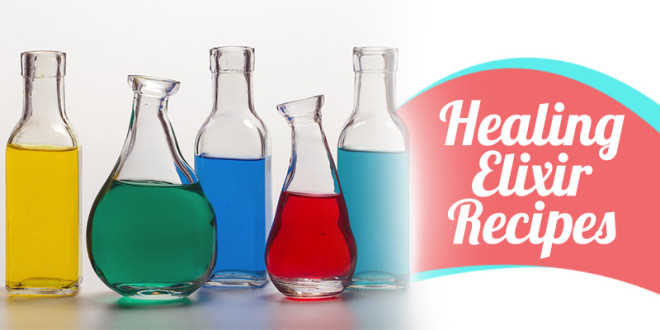 Natural Healing with Alcohol-free Elixirs, Tonics and More.