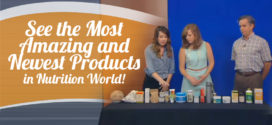 See the most amazing and newest products in nutrition!