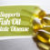 Study Supports Fish Oil in Prostate Disease