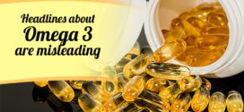 Headlines about Omega 3 are misleading
