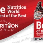 Vote Nutrition World in Best of the Best 2017