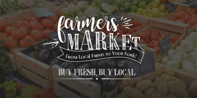 Farmer's Market post