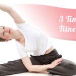 3 Time-Saving Fitness Tricks