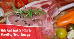 This Nutrient is Vital to Boosting Your Energy