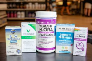 Nutrition World's favorite probiotic brands available for purchase