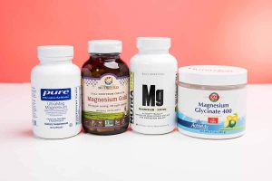 Magnesium supplements included in the core 4 autoship packaging