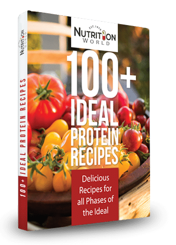 100 ideal protein recipes ebook