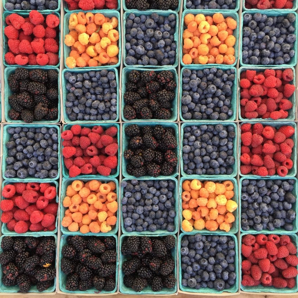 foods high in antioxidants and quercetin