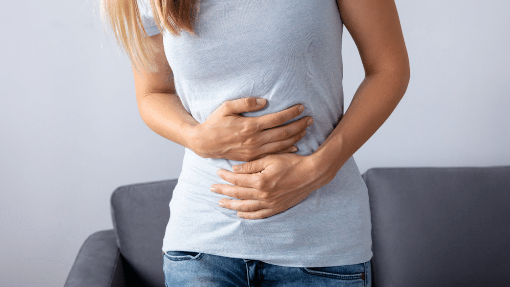 gas and bloating pain